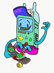 BMO ollie by Ltippetts
