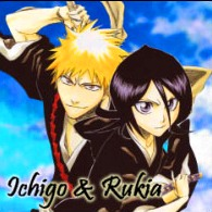 Ichigo and Rukia's avatar by devilyra-hideout