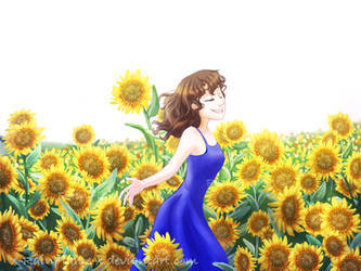 Fields of Gold [CM] by x-RainFlame-x
