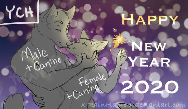 Happy New Year! YCH- OPEN!