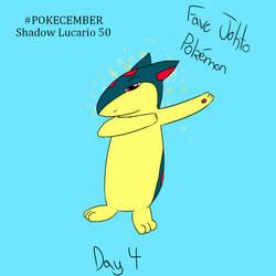 PokeCember Day 4: Fave Johto Pokemon