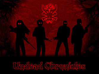 Undead Chronicles: Black and Red