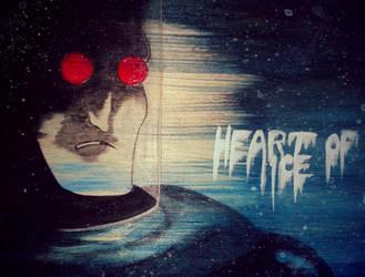 Heart of Ice by JackieBelonzo