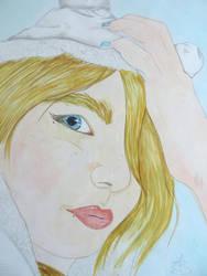 Fionna coloured by JackieBelonzo