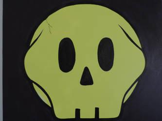 Skeletor by JackieBelonzo