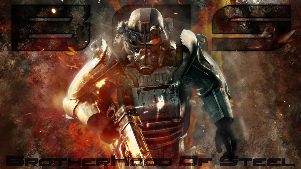 Galerie SpartanSniper619 (création graphique/Dessins/Colorisation) Fallout_bos_wallpapers_by_spartansniper619-d5lw9kv