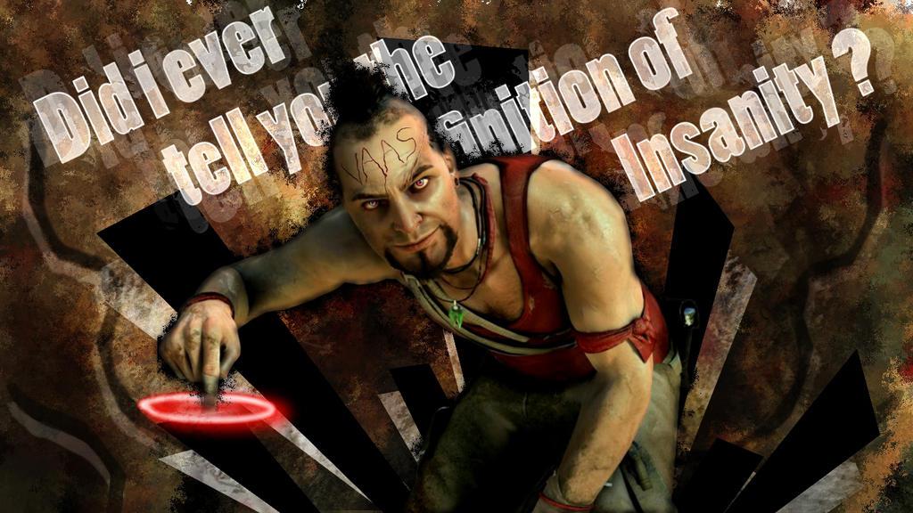 Wallpaper Far Cry 3 Vaas By Spartansniper619 On Deviantart