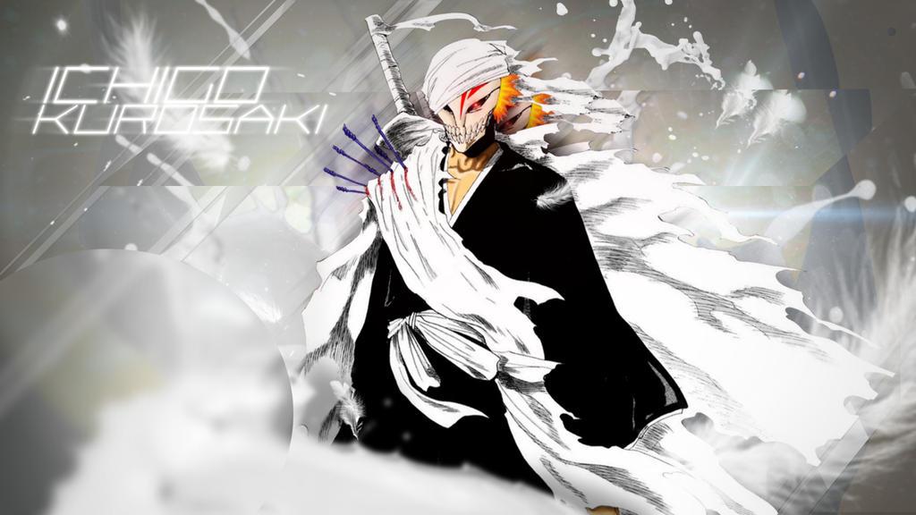 Wallpaper Hollow Ichigo By Spartansniper619