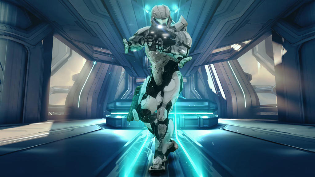 Galerie SpartanSniper619 (création graphique/Dessins/Colorisation) Wallpaper_halo_4_by_spartansniper619-d6oihfw