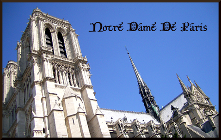 Notre Dame by Saix-TheLunaDiviner