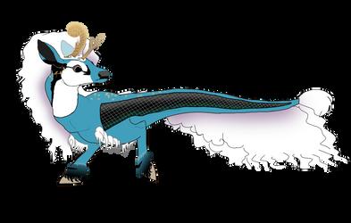 Dinosaur-Qilin