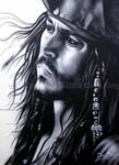 Cpt. Jack Sparrow- Johnny Depp
