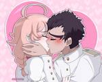 | DR OC | First kiss