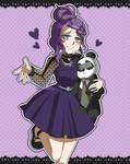 | DR OC | Fancy Panda Lady