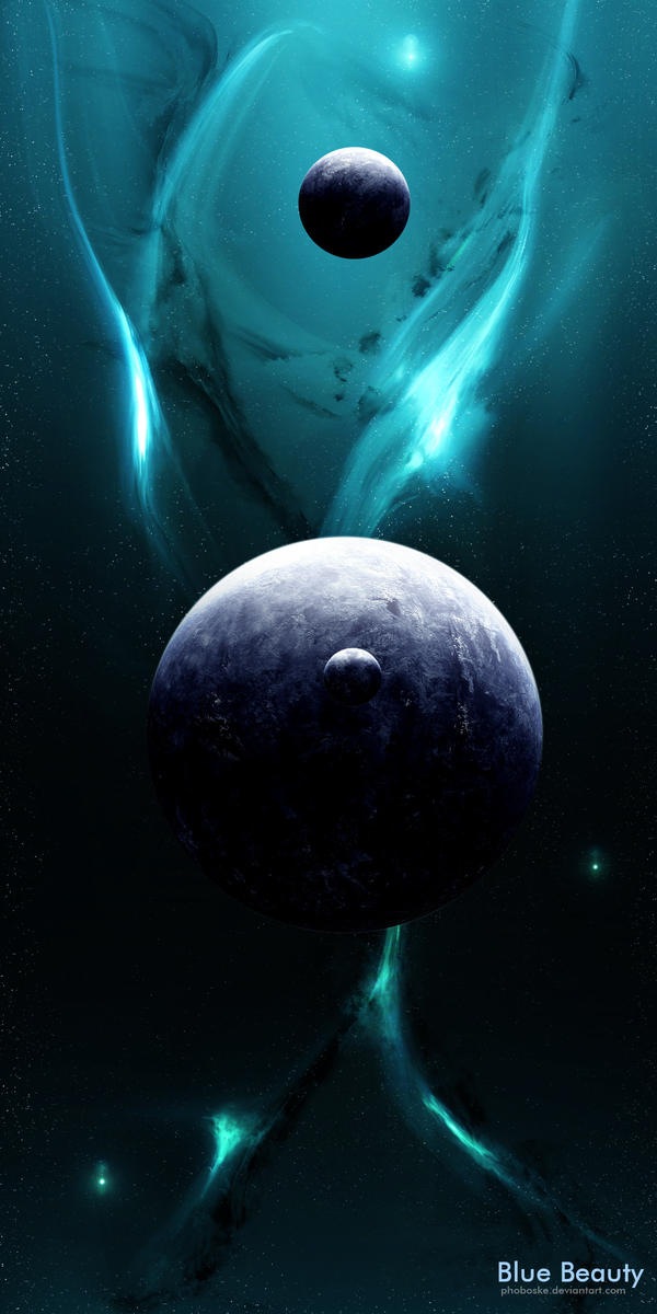 Blue Beauty by PhobosKE