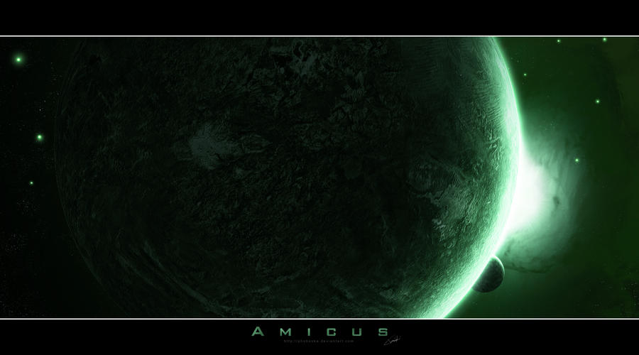 Amicus by PhobosKE