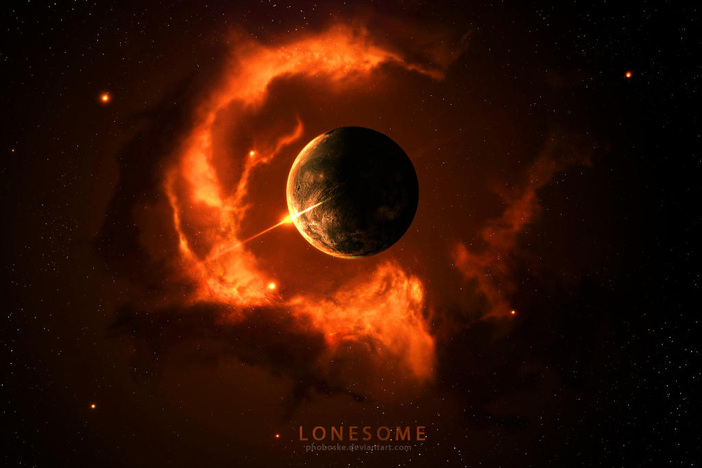 Lonesome by PhobosKE