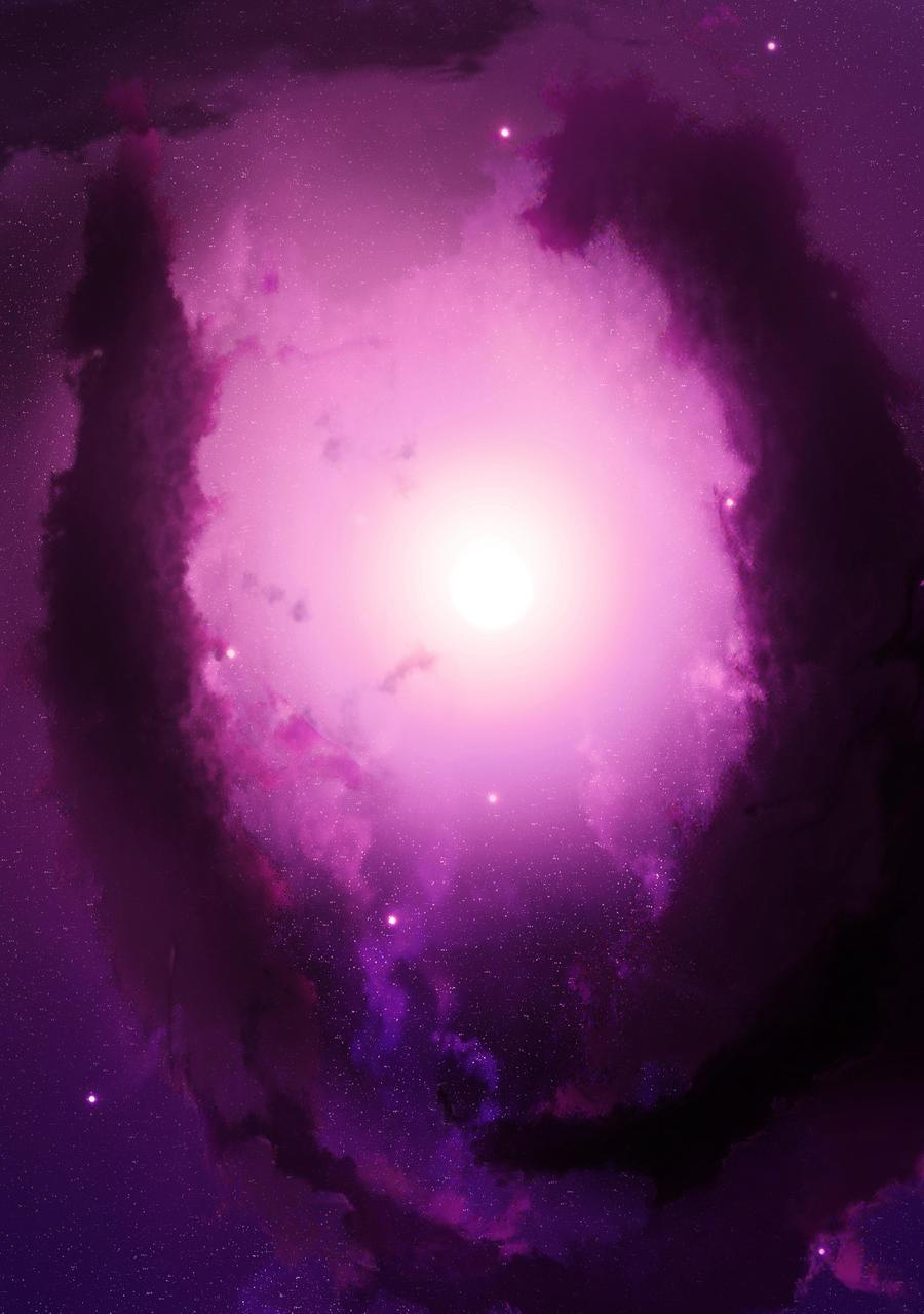 Purple haze by PhobosKE