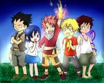 :collab: Young Dragon Slayers