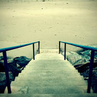 cold steps to sea by willko