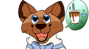 [G] Starbuck Pup! by Cablnet-Man