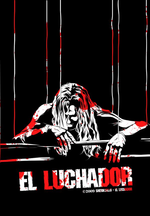 El Luchador Titere - Vector by sheriksillo