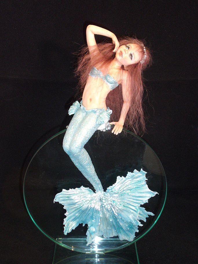 New mermaid ooak by eirroc