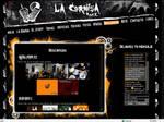 La Cornisa Rock Web