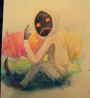 Hoody Watercolors by Radioactive-Snake