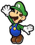 Luigi (My Life as a Teenage Robot Z Character)