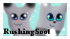 RushingSoot stamp by Shiningstarofwinter