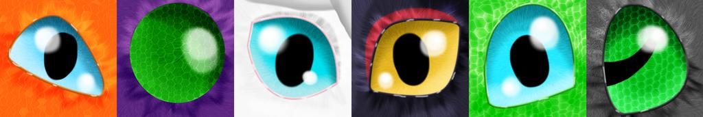 Eye practice by Shiningstarofwinter