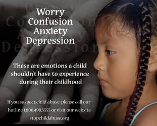 Child Abuse by corwyn581