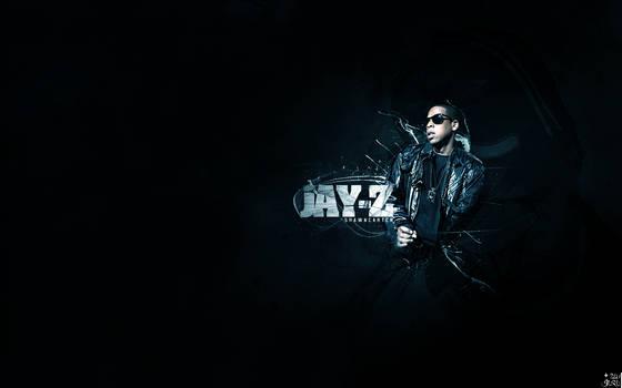 Shawn Carter aka Jay-Z by DesignsByGuru
