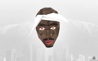Tupac by DesignsByGuru
