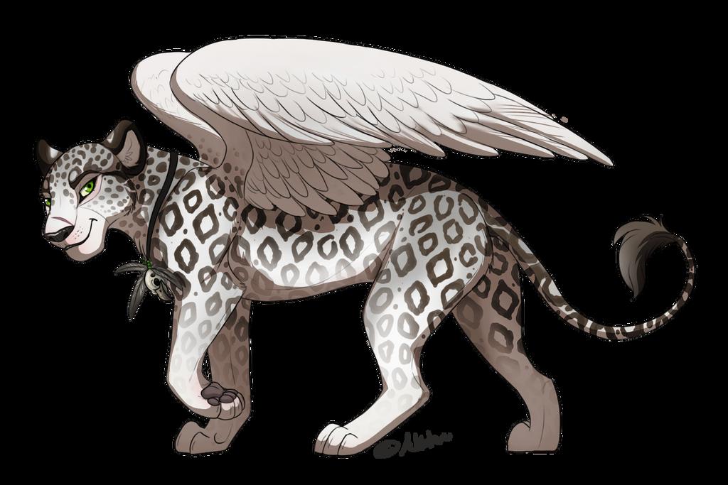 Commission: Snowpaw by Sedillio
