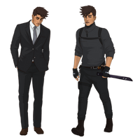 Enoch concept outfits