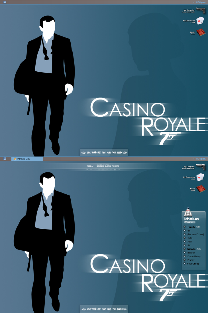 casino desktop royale theme for windows