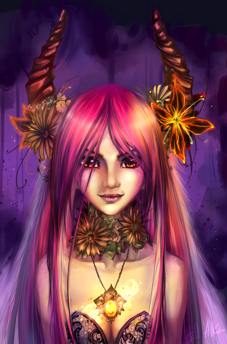 DD - Daughter of the Devil by Hell-Alka
