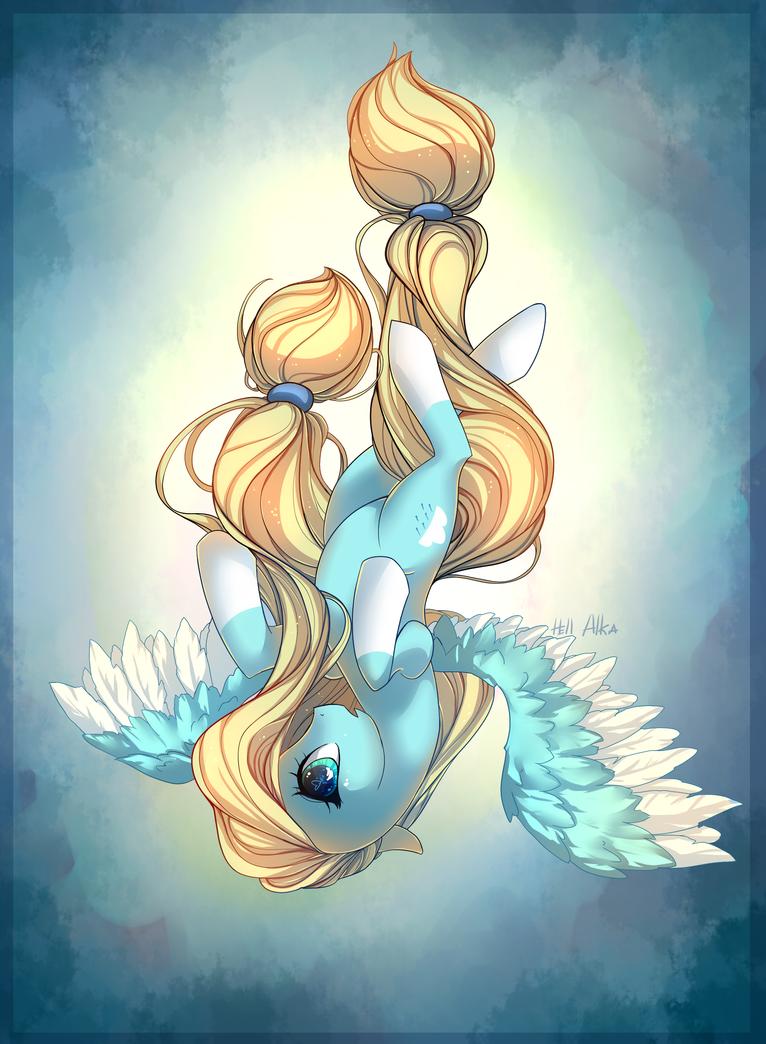 Com: Pegasus by Hell-Alka