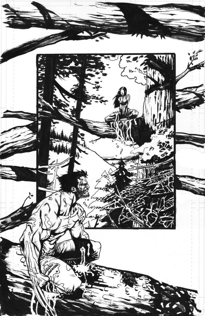 Wolverine X-23 by jpfederhenn