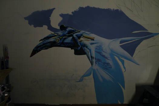 Avatar mural - update 2