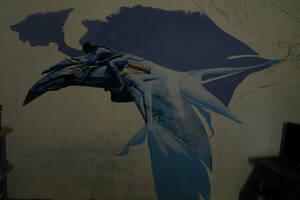 Avatar mural - update 3