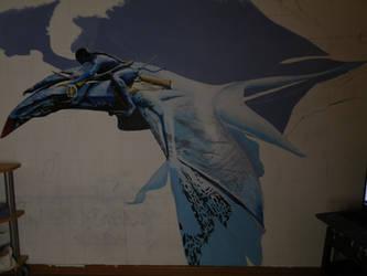 Avatar mural - update 4