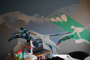 Avatar mural update