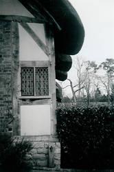Ann Hathaways home in England