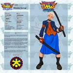 Rival Schools   The New Class-Shizuka Isurugi