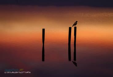 Peaceful Twilight