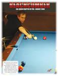 August 2008 newsletter cover