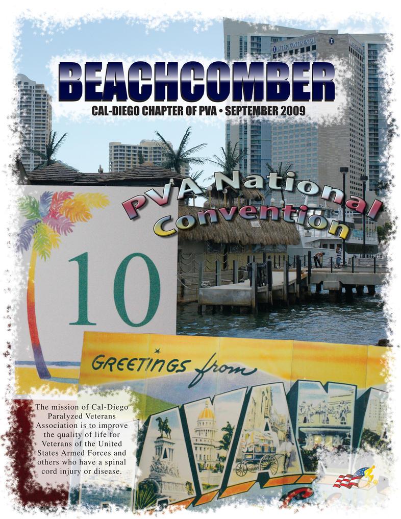 September 2009 newsletter cover by alpha-dragon